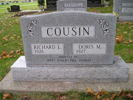 COUSIN, DORIS M - Bremer County, Iowa | DORIS M COUSIN