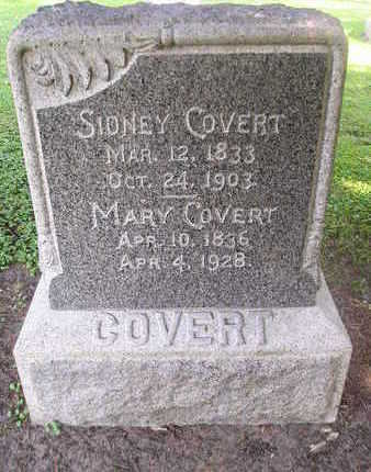 COVERT, SIDNEY - Bremer County, Iowa | SIDNEY COVERT