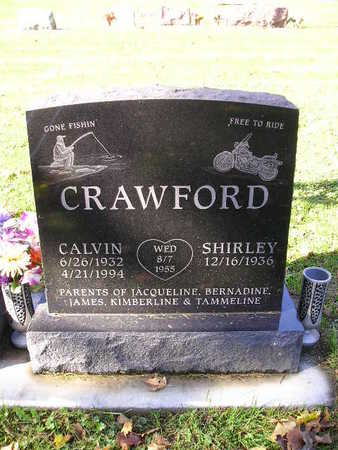 CRAWFORD, SHIRLEY - Bremer County, Iowa | SHIRLEY CRAWFORD