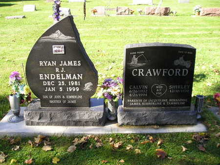 CRAWFORD, FAMILY - Bremer County, Iowa   FAMILY CRAWFORD