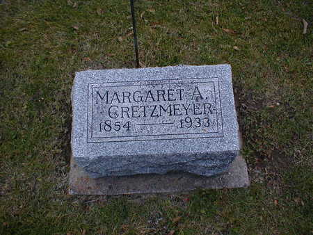 CRETZMEYER, MARGARET A - Bremer County, Iowa | MARGARET A CRETZMEYER