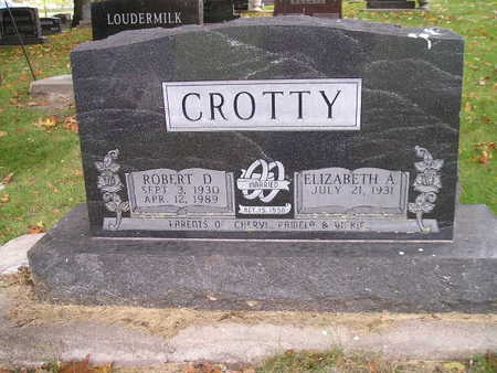 CROTTY, ROBERT D - Bremer County, Iowa | ROBERT D CROTTY