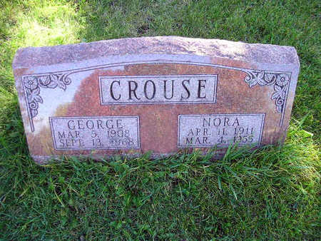 CROUSE, NORA - Bremer County, Iowa | NORA CROUSE