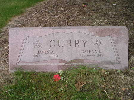 CURRY, JAMES A - Bremer County, Iowa | JAMES A CURRY