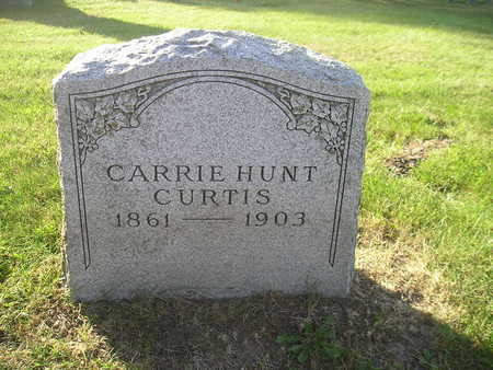 CURTIS, CARRIE - Bremer County, Iowa | CARRIE CURTIS