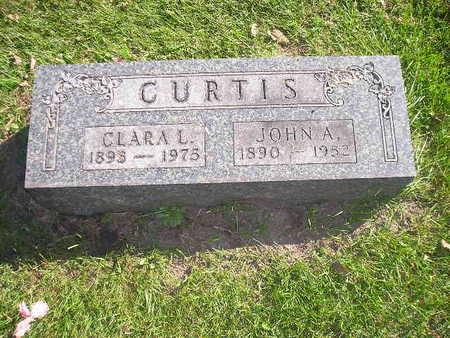 CURTIS, JOHN A - Bremer County, Iowa | JOHN A CURTIS