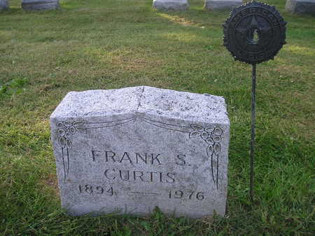 CURTIS, FRANK S - Bremer County, Iowa | FRANK S CURTIS