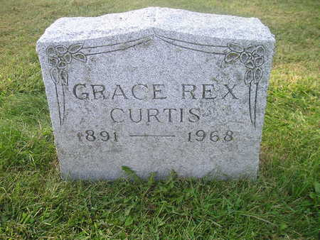CURTIS, GRACE - Bremer County, Iowa | GRACE CURTIS