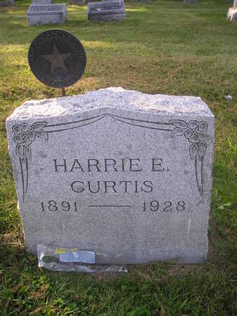 CURTIS, HARRIE E - Bremer County, Iowa | HARRIE E CURTIS