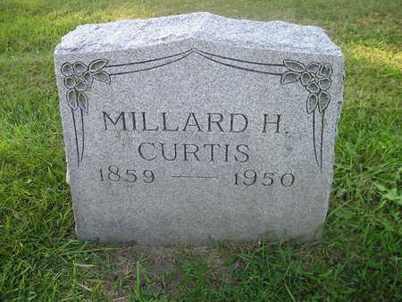 CURTIS, MILLARD H - Bremer County, Iowa | MILLARD H CURTIS