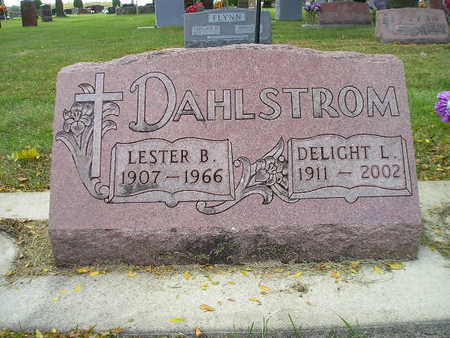 DAHLSTROM, DELIGHT L - Bremer County, Iowa | DELIGHT L DAHLSTROM