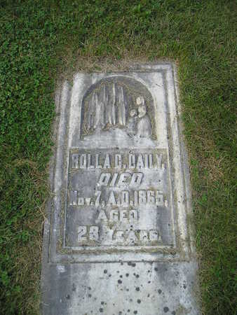 DAILY, ROLLA C - Bremer County, Iowa | ROLLA C DAILY