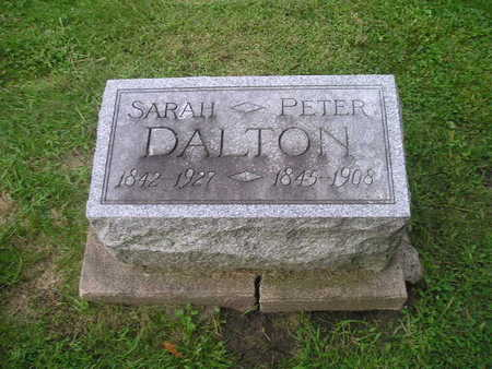 DALTON, PETER - Bremer County, Iowa | PETER DALTON