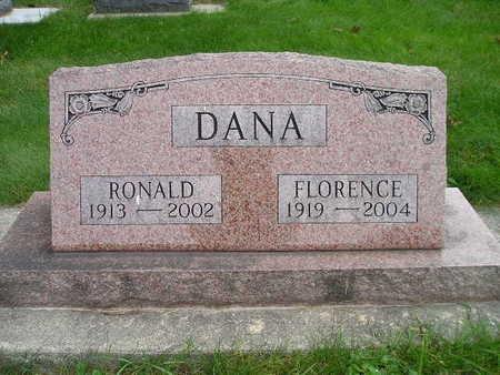 DANA, FLORENCE - Bremer County, Iowa | FLORENCE DANA