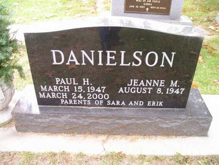 DANIELSON, PAUL H - Bremer County, Iowa | PAUL H DANIELSON