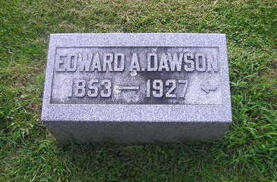 DAWSON, EDWARD - Bremer County, Iowa | EDWARD DAWSON