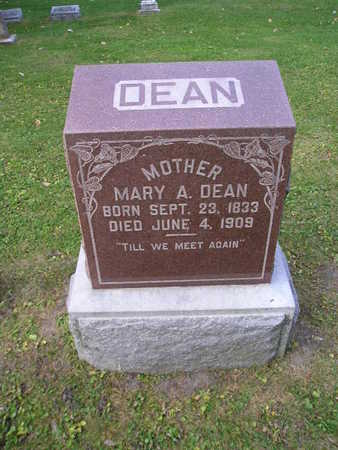 DEAN, MARY - Bremer County, Iowa | MARY DEAN