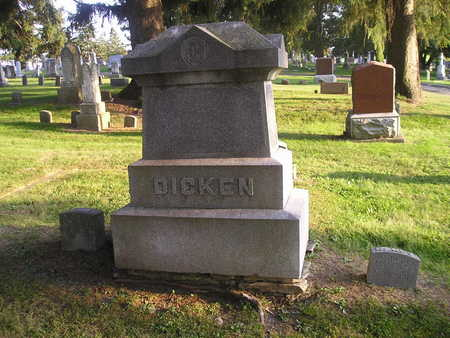 DICKEN, STEPHEN A - Bremer County, Iowa | STEPHEN A DICKEN