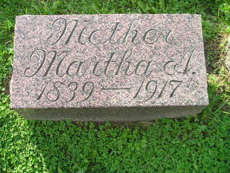 DICKINSON, MARTHA A - Bremer County, Iowa | MARTHA A DICKINSON