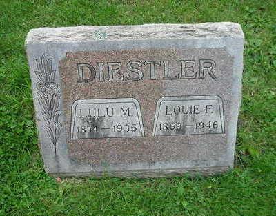 DIESTLER, LOUIE F. - Bremer County, Iowa | LOUIE F. DIESTLER
