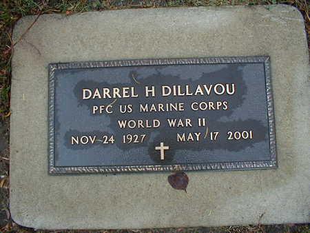 DILLAVOU, DARREL H - Bremer County, Iowa | DARREL H DILLAVOU