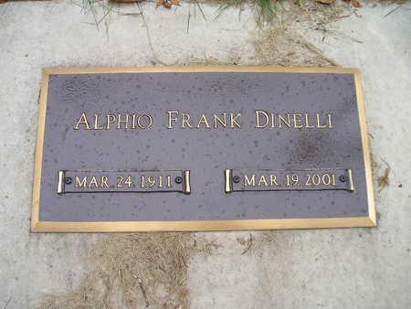 DINELLI, ALPHIO FRANK - Bremer County, Iowa | ALPHIO FRANK DINELLI