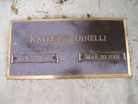DINELLI, RAYMOND - Bremer County, Iowa | RAYMOND DINELLI