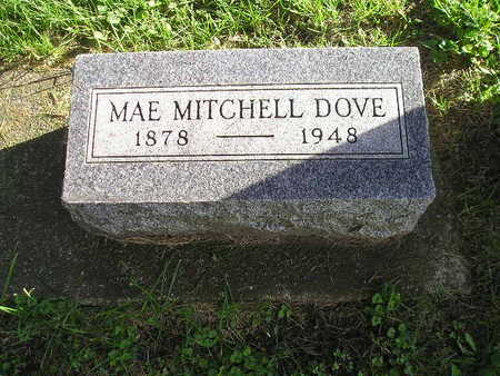 MITCHELL DOVE, MAE - Bremer County, Iowa | MAE MITCHELL DOVE