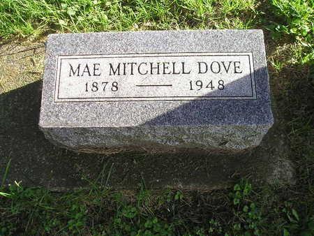 DOVE, MAE - Bremer County, Iowa | MAE DOVE
