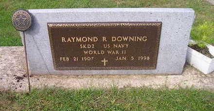 DOWNING, RAYMOND - Bremer County, Iowa | RAYMOND DOWNING