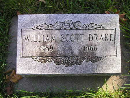 DRAKE, WILLIAM SCOTT - Bremer County, Iowa | WILLIAM SCOTT DRAKE