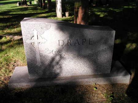DRAPE, FAMILY - Bremer County, Iowa | FAMILY DRAPE