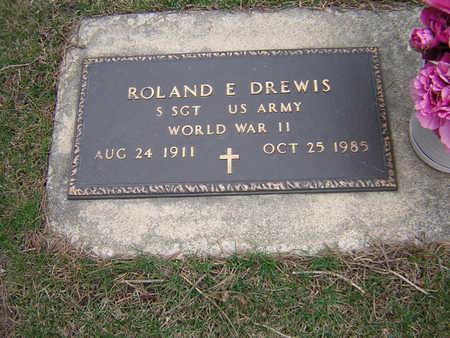 DREWIS, ROLAND - Bremer County, Iowa | ROLAND DREWIS