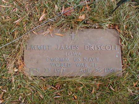 DRISCOLL, EMMET JAMES - Bremer County, Iowa | EMMET JAMES DRISCOLL