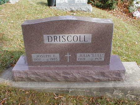 DRISCOLL, JULIA