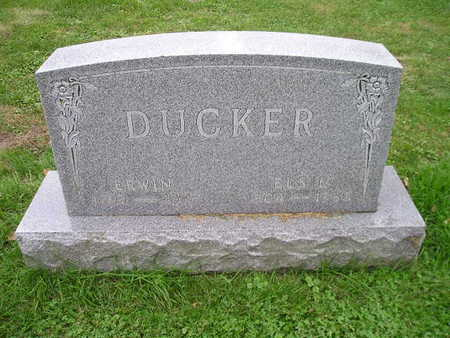 DUCKER, ERWIN - Bremer County, Iowa | ERWIN DUCKER
