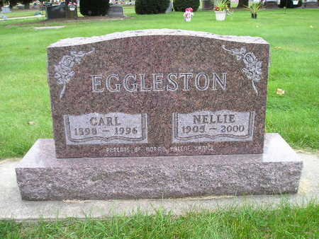 EGGLESTON, NELLIE - Bremer County, Iowa | NELLIE EGGLESTON