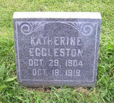EGGLESTON, KATHERINE - Bremer County, Iowa | KATHERINE EGGLESTON
