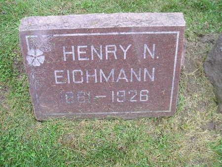 EICHMANN, HENRY N - Bremer County, Iowa | HENRY N EICHMANN