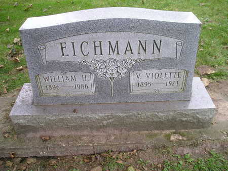 EICHMANN, WILLIAM H - Bremer County, Iowa | WILLIAM H EICHMANN