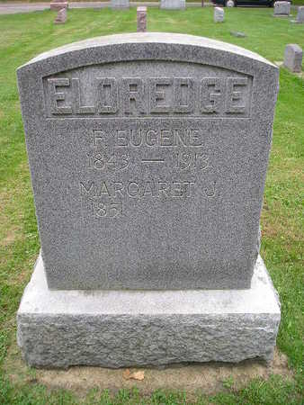 ELDREDGE, MARGARET J - Bremer County, Iowa | MARGARET J ELDREDGE
