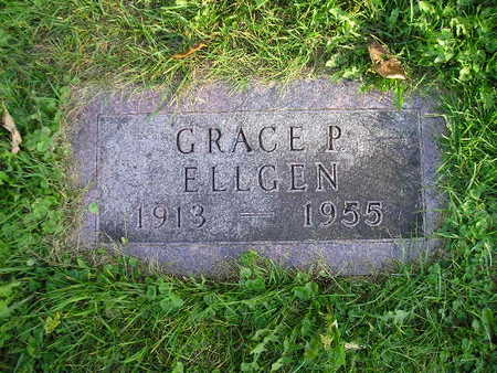 ELLGEN, GRACE P - Bremer County, Iowa | GRACE P ELLGEN