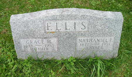 ELLIS, GRACE M - Bremer County, Iowa | GRACE M ELLIS