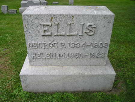 ELLIS, GEORGE P - Bremer County, Iowa | GEORGE P ELLIS