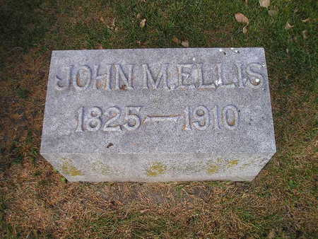 ELLIS, JOHN - Bremer County, Iowa | JOHN ELLIS
