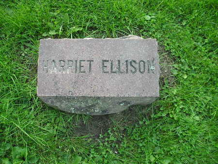 ELLISON, HARRIET - Bremer County, Iowa | HARRIET ELLISON
