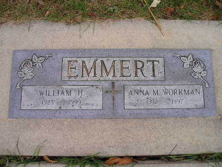 EMMERT, WILLIAM H - Bremer County, Iowa | WILLIAM H EMMERT