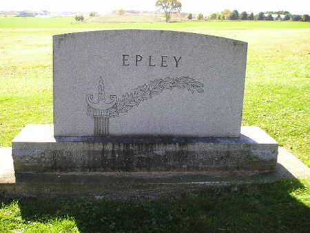 EPLEY, CLARA - Bremer County, Iowa | CLARA EPLEY
