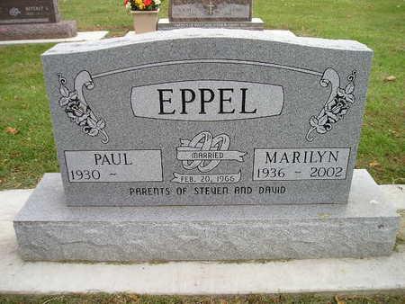 EPPEL, MARILYN - Bremer County, Iowa | MARILYN EPPEL