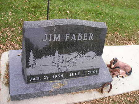 FABER, JIM - Bremer County, Iowa | JIM FABER